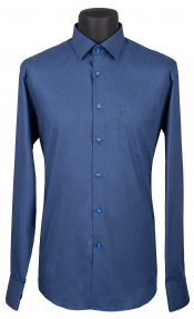 Сорочка Carduchi 0070-7CRC (синий)