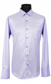 Сорочка Carduchi 2055-2CRC (фиолетовый)