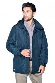 Куртка демисезонная мужская Scanndi CM29003 (темно-синий)
