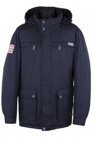 Куртка муж. Fergo F1518 033 (тёмно-синий)