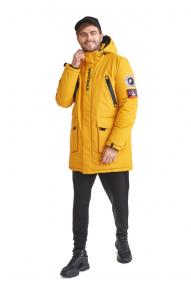 Куртка муж. Scanndi DM 2031 (Горчица)