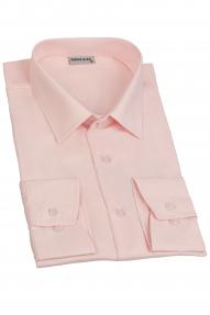 Сорочка мужская Genus Glad GP-088 FW (бледно-розовый), приталенная