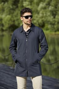 Куртка демисезонная Scanndi BM 2959 (тёмно-синий)
