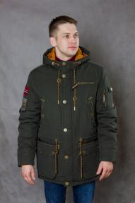 Куртка мужская Fergo F1518-032 Хаки