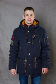 Куртка мужская Fergo F1518-032 синяя