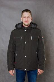 Куртка мужская VIZANI 10625 Флис (хаки)
