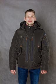 "Куртка мужская ""Vizani""10553 (хаки)"