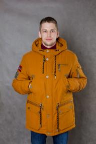 Куртка мужская Fergo F1518-032 терракот