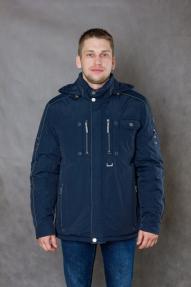 """Куртка """"VIZANI"""" 31561 (синий)"""