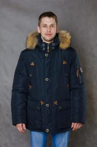 "Куртка ""VIZANI"" 10 556 (тёмно-синий)"