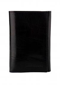 Мужское портмоне Alexander-ts KH001 Blue (Черный)