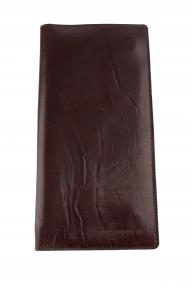 Мужское портмоне Alexander-ts PR001 Brown (Темно-коричневый)