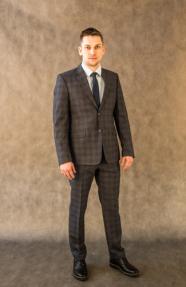 Мужской костюм BERHARD 6957