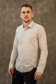 Мужская сорочка Carducci 550105