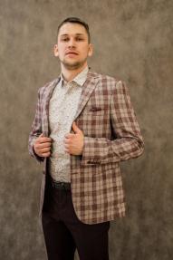 Мужской пиджак Carducci 25101