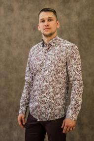 Мужская сорочка Carducci (338)