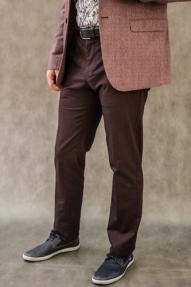 Брюки мужские Carducci 9503 (коричневый)