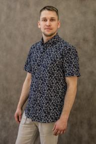 Мужская сорочка BOSMENTI 5262