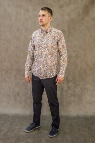 Мужская сорочка Carducci 55010