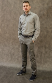 Мужская сорочка Carducci 5500068