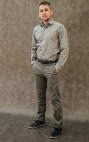 Мужская сорочка Carducci (0068)