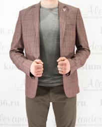 Пиджак мужской DCS 2021397 (красный)