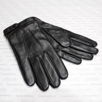 Перчатки мужские демисезонные Nice Ton N2905-B (телячья кожа)
