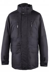 Куртка мужская Baikonur aerospase BJ-13 (чёрный)