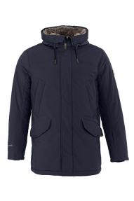 Куртка мужская North Bloom ЛЕОН батал (тёмно-синий)