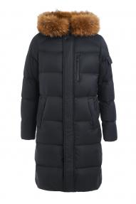 Куртка мужская утепленная SCANNDI DM19323 (тёмно-синий)