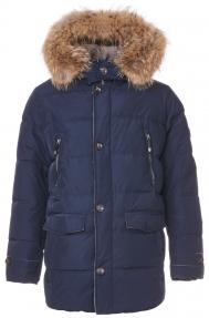 Куртка мужская Scanndi DM19002a (темно-синий)