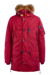 Куртка мужская утепленная SCANNDI DM19023 красный