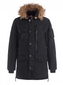 Куртка мужская утепленная SCANNDI DM19023 черная