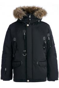 Куртка мужская SCANNDI DM19098a чёрный
