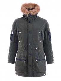 Куртка мужская Scanndi DM19039 (хаки)