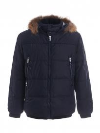 Куртка мужская SCANNDI DM19001b тёмно-синий