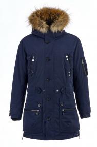 Куртка мужская Scanndi DM19039 (темно-синий)