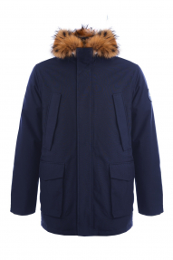 Куртка мужская SCANNDI DM19041 тёмно-синяя