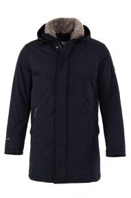 Куртка мужская зимняя North Bloom Самсон батал (темно-синий)