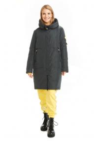 Куртка демисезонная женская Scanndi CW 2068 (хаки)