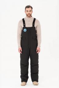 Полукомбинезон мужской LAPLANGER Торнео/Loft/Top Arctic (чёрный)
