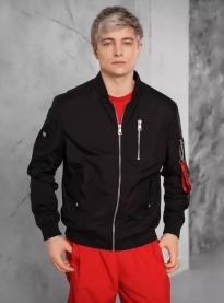 Куртка муж. демисезонная DTMD 2130 (черный)