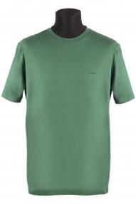 Футболка мужская VIGOSS B3124-03370 2020 (Зелёный) Батал