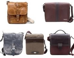 Разновидности мужских сумок