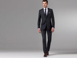 Как подобрать костюм на высокого мужчину