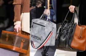 Модные тенденции мужских сумок в 2017 году