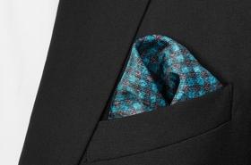 Как сложить платок в карман пиджака?