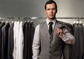Мужская одежда. Комплектуем гардероб правильно
