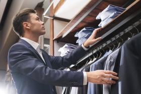 Выбираем мужу деловой костюм - как избежать ошибок