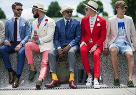 Как узнать настроение и характер человека по цвету его одежды